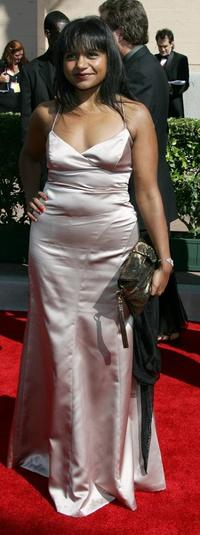 Mindy Kaling at the 2006 Creative Arts Awards.