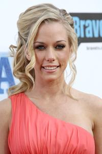 Kendra Wilkinson at the Bravo's 2nd Annual A-List Awards.