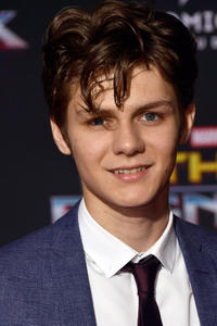 Ty Simpkins at the world premiere of