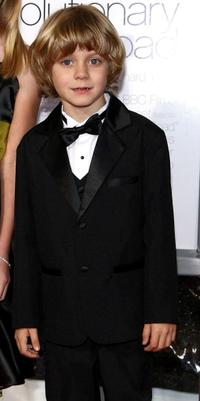 Ty Simpkins at the Los Angeles premiere of