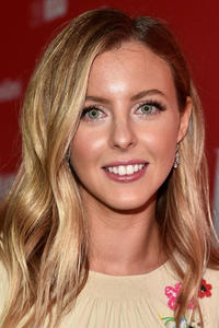 Hallie Meyers-Shyer at the premiere of