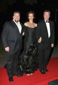 Shane Jacobson, Rachel Ward and Bryan Brown at