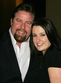 Shane Jacobson and Felicity Hunter at the Australian premiere of