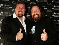 Shane Jacobson and Clayton Jacobson at the L'Oreal Paris AFI 2006 Industry Awards.