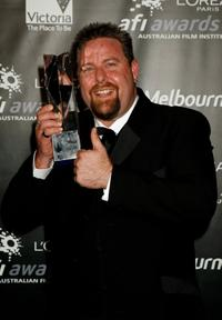 Shane Jacobson at the L'Oreal Paris AFI 2006 Industry Awards.