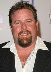 Shane Jacobson at the NW Oscars viewing party.