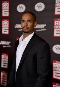 Damon Wayans Jr. at the California premiere of