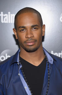 Damon Wayans Jr. at the Entertainment Weekly & ABC-TV Up Front VIP party in New York.