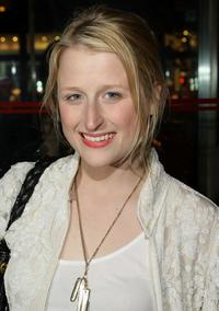 Mamie Gummer at the after-party of
