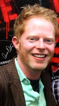 Jesse Tyler Ferguson at the Strike Show benefiting the Motion Picture and Television Fund.