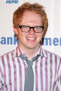 Jesse Tyler Ferguson at the after party of the opening of