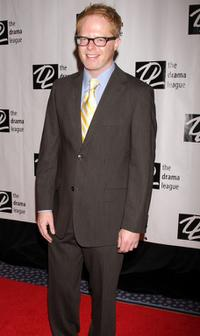 Jesse Tyler Ferguson at the 74th Annual Drama League Awards Ceremony.