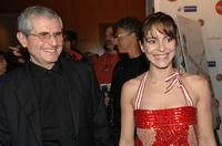 Claude Lelouch and Audrey Dana at the 12th Annual City of Lights, City of Angels French Film Festival.