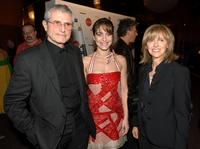 Claude Lelouch, Audrey Dana and Nancy Meyers at the 12th Annual City of Lights, City of Angels French Film Festival.