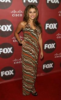 Raquel Alessi at the Fox Fall Eco-Casino Party.