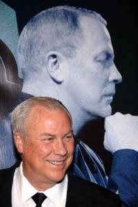 Robert Wilson at the premiere of