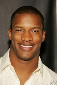 Nate Parker at the premiere Screening of