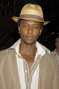Edi Gathegi at the 2007 Hollywood Film Festival.