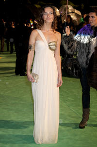 Jemma Powell at the Royal world premiere of