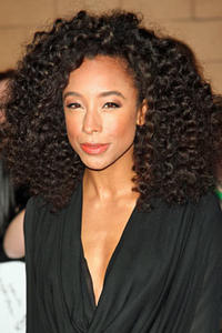 Corinne Bailey Rae attends the 2010 MOBO Awards.