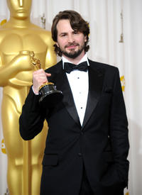Mark Boal at the 82nd Annual Academy Awards in California.