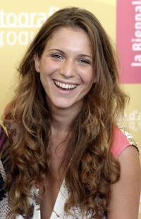 Isabella Ragonese at the photocall of