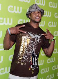 Pooch Hall at the CW Network's Affiliate Launch party.