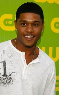 Pooch Hall at the CW Launch party.