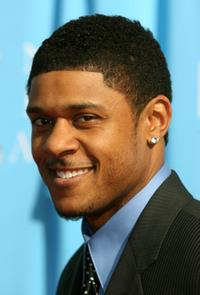 Pooch Hall at the 38th annual NAACP Image Awards.