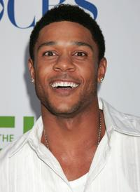 Pooch Hall at the CW/CBS/Showtime/CBS Television TCA party.