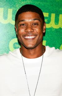 Pooch Hall at the CW Network Summer TCA party.