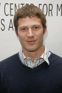 Zach Gilford at the Paley Center for Media's 25th annual Paley Television Festival.