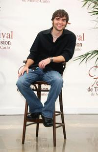 Drew Tyler Bell at the photocall of