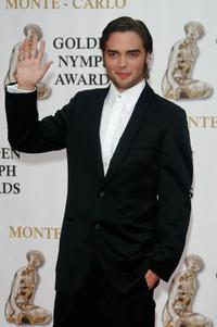 Drew Tyler Bell at the 2007 Monte Carlo Television Festival closing ceremony.
