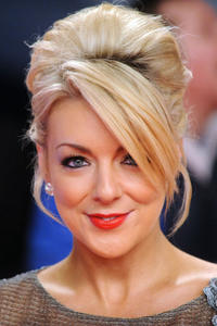 Sheridan Smith at the National Television Awards in London.
