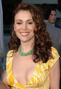 Alyssa Milano at