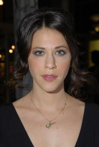 Jackie Tohn at the 2007 Hollywood Film Festival.