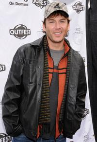 David Millbern at the Outfest Queer Brunch during the 2008 Sundance Film Festival.