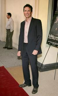 David Millbern at the Los Angeles premiere of