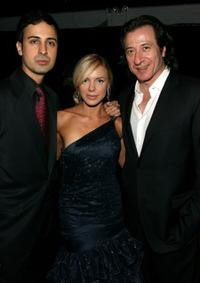 Keya Morgan, Shirly Brener and Federico Castelluccio at the after party of
