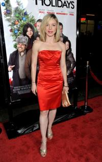 Shirly Brener at the premiere of