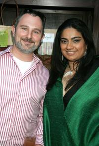 Andy Milder and Priya Haji at the Ultimate