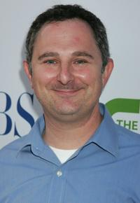 Andy Milder at the CW/CBS/Showtime/CBS Television TCA party.