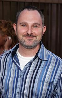 Andy Milder at the premiere of