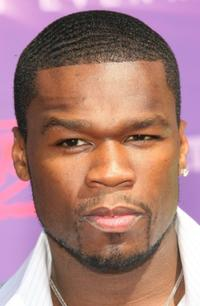 Curtis Jackson at the 2007 BET Awards.