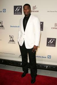 Curtis Jackson at the 2007 Cipriani Wall Street Concert Series.