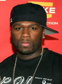 Curtis Jackson at the 4th Annual Spike TV 2006 Video Game Awards.