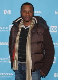 Malcolm Goodwin at the screening of