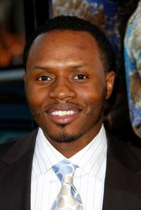 Malcolm Goodwin at the premiere of