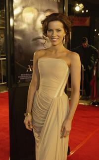 Kate Beckinsale at the Hollywood premiere of